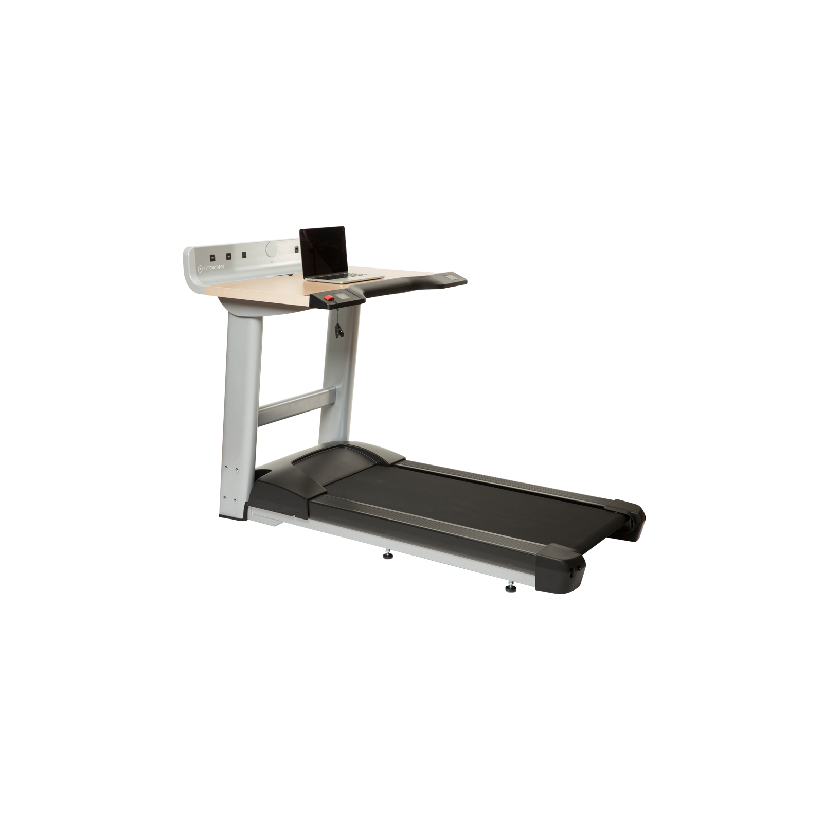 Life fitness inmovement desk treadmill sport tiedje for Schreibtisch roller