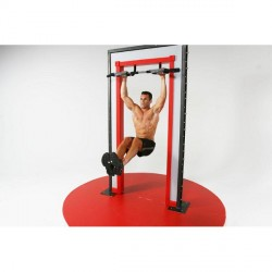 Iron Gym Door Bar Xtreme Detailbild