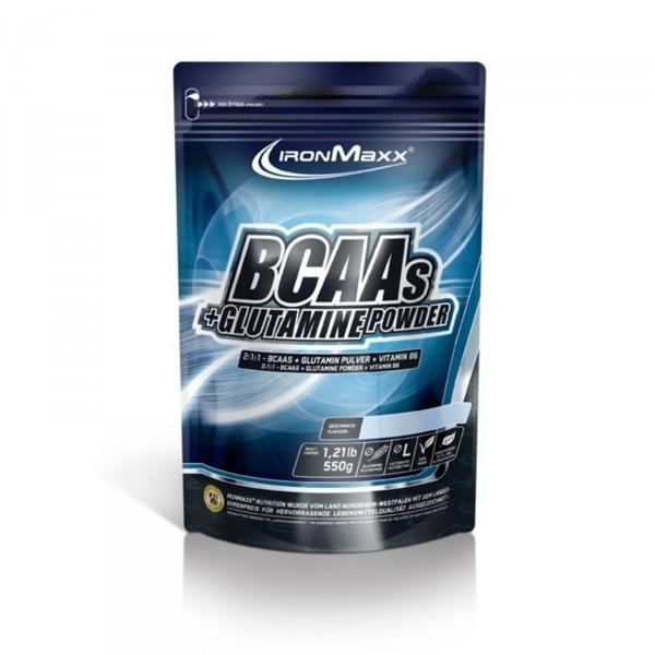 IronMaxx BCAA und Glutamin