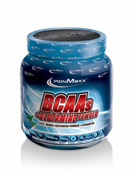 IronMaxx BCAAs + Glutamine