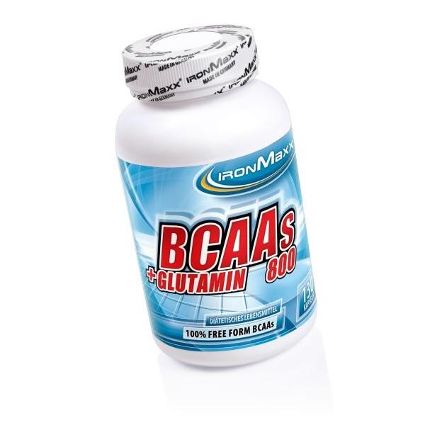 IronMaxx BCAA`s + Glutamin 800