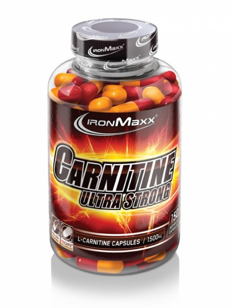 Ironmaxx Carnitine Ultra Strong