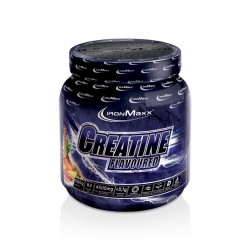 Ironmaxx Creatine Flavoured Powder, 500 g