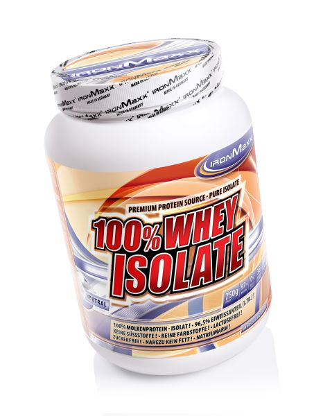 IronMaxx 100%-Whey Isolate Protein