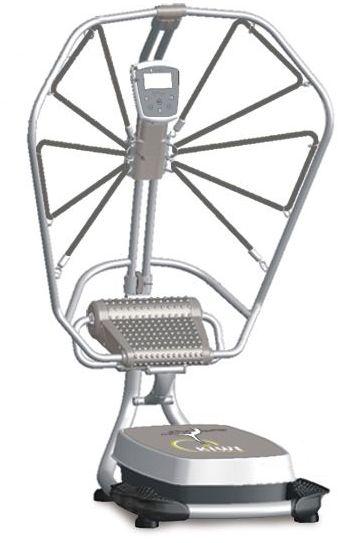 i-shape Vibrationsplatte TVR-8500