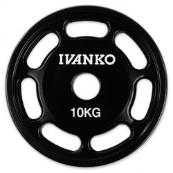 Ivanko 50mm Polyurethane Weight Plate purchase online now