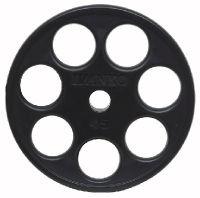 Ivanko  E-Z Lift 50mm Rubber Weight Plate