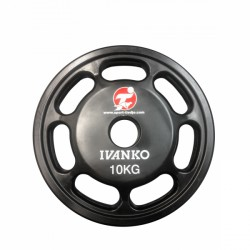 Ivanko weight plate ST Logo 50 mm