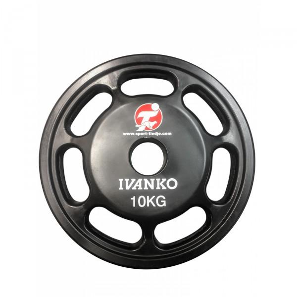 Ivanko Hantelscheibe ST Logo 50 mm