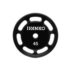 Ivanko 50mm Urethane Weight Plate purchase online now