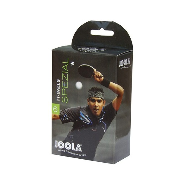 Joola bordtennis-ball Spezial, Pak. à 6 stk