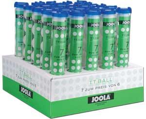 Joola Tischtennisball Training, 7er Pack