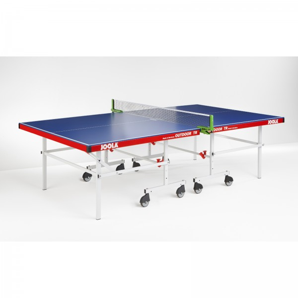 Joola table tennis table outdoor tr best buy at sport tiedje for Table th ou tr