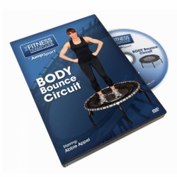 Jumpsport Trainings-DVD Body Bounce Circuit jetzt online kaufen