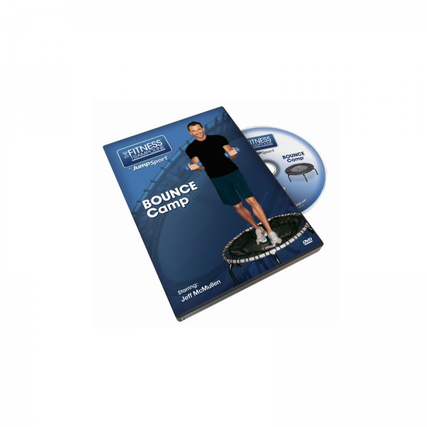 Jumpsport training DVD Bounce Camp