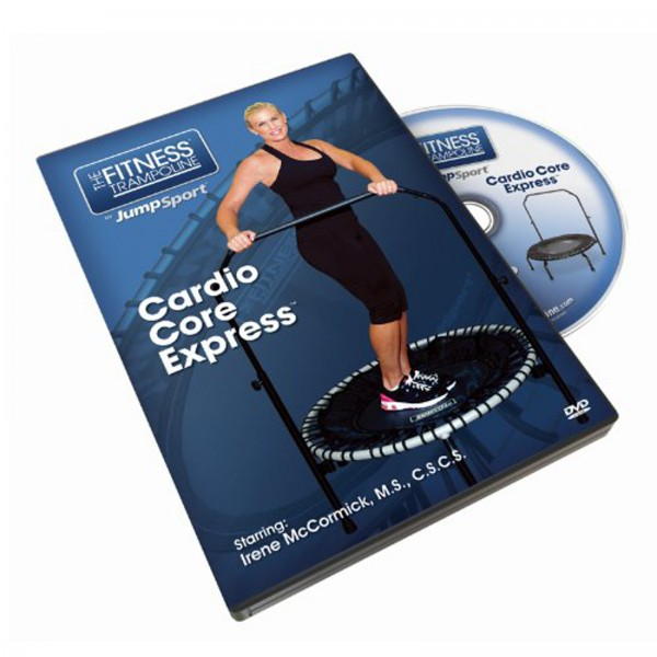 JumpSport Trainings DVD Cardio Core Express