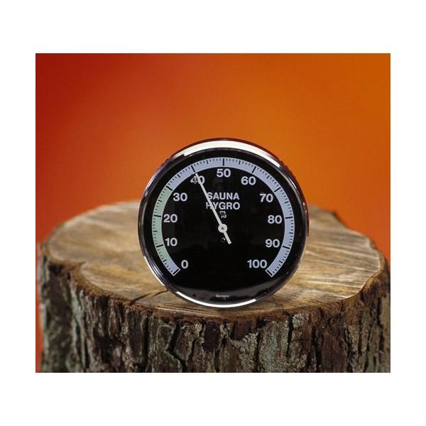 Higrómetro para Sauna Dr. Kern