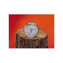 EOS/Dr. Kern Sauna kosteus- ja lämpömittari 100mm
