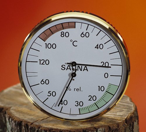Dr. Kern Sauna Klimamesser 160mm