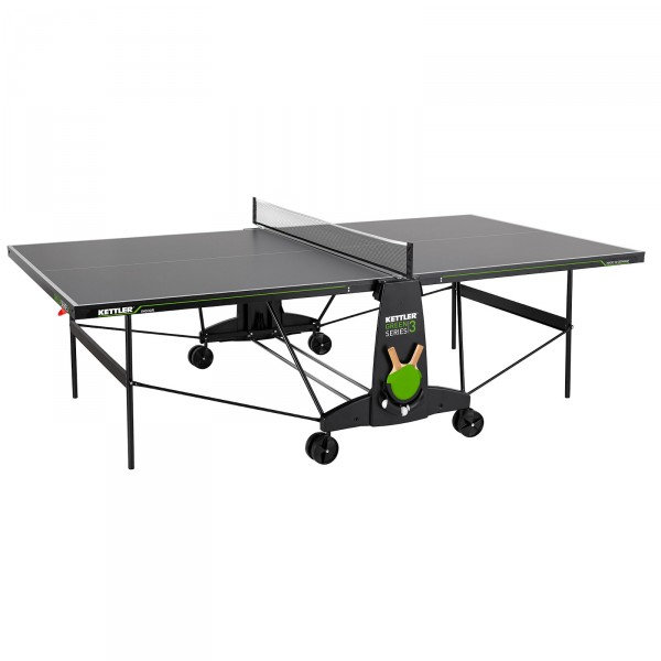 Kettler Indoor-bordtennisbord Green Series K3