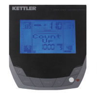 Kettler Crosstrainer UNIX P Detailbild