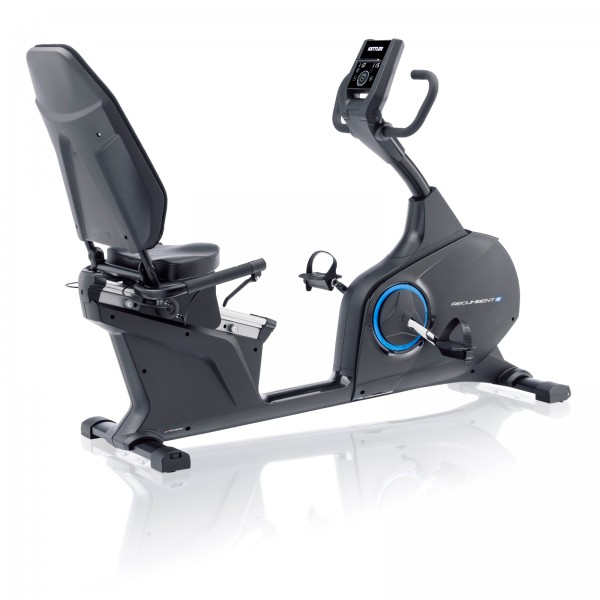 Kettler recumbent exercise bike S