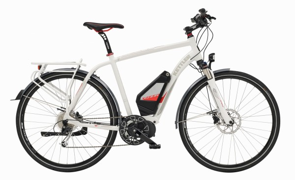 Kettler E-Bike Traveller E Speed 9 (Diamant, 28 Zoll)