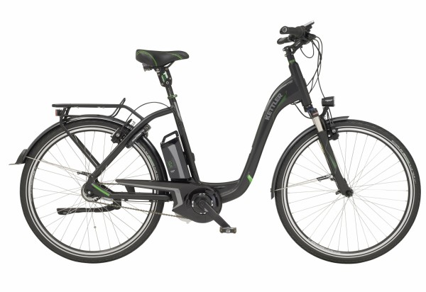 Kettler E-Bike HDE Comfort (Diamant, 28 Zoll)