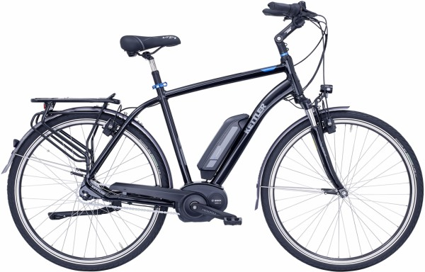 E-Bike Kettler Traveller E Comfort FL (Diamant, 28 pulgadas)