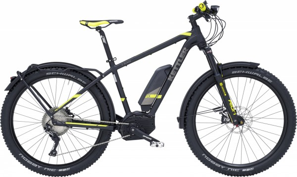 Kettler e-bike E Blaze HT SUV (Hardtail, 27.5 inches)