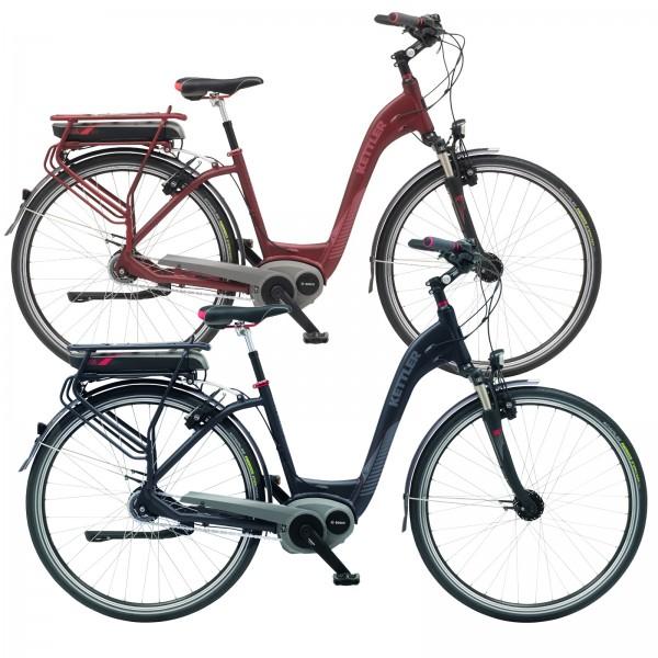 Kettler E-Bike Traveller E Tour RT (Wave, 28 Zoll)