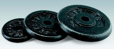 Kettler Cast Iron Weight Disks