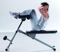 Kettler Bauch- und Rückentrainer Vario Detailbild