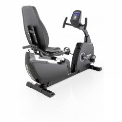Kettler recumbent upright bike Giro R Black