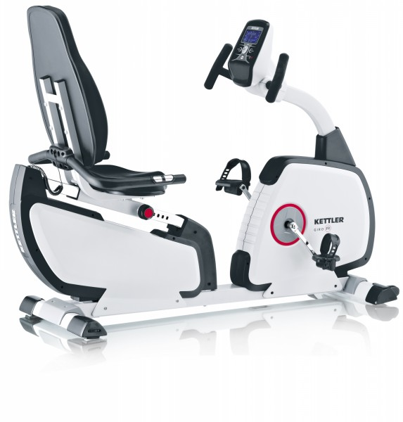 Kettler recumbent exercise bike Giro R