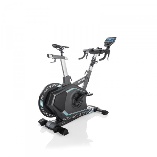 Kettler Exercise Bike Racer S incl. Kettler World Tours 2.0