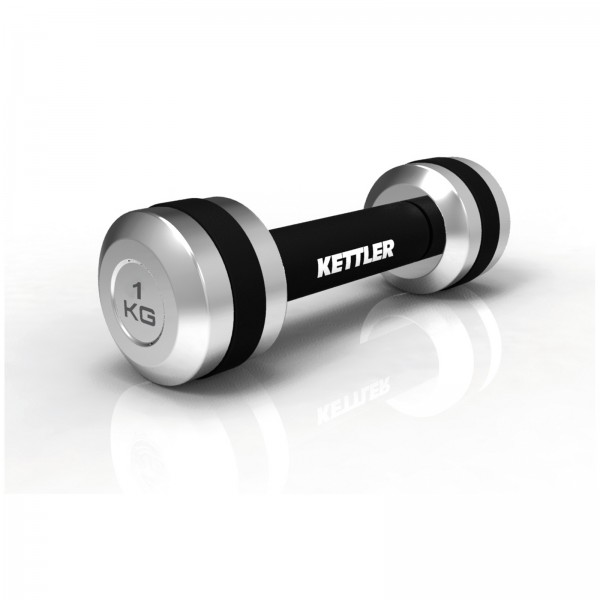 Kettler Chrome Dumbbells