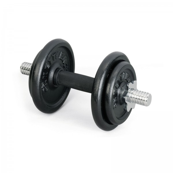 Kettler Cast Iron Dumbbell Set