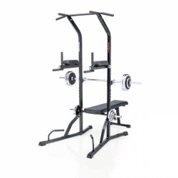 Kettler HERK Power Tower with weight bench