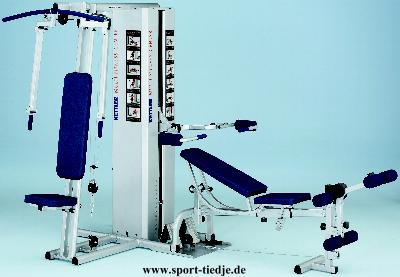 Kettler Multi-Fitness-Center Modell 2005
