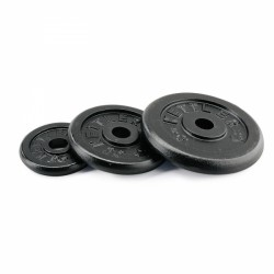 Kettler cast iron weight plates purchase online now