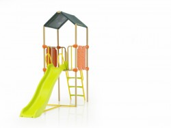 Kettler playing tower with slide purchase online now