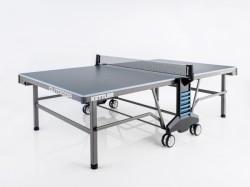 Stůl na stolní tenis Kettler Outdoor 10 šedo/modrý