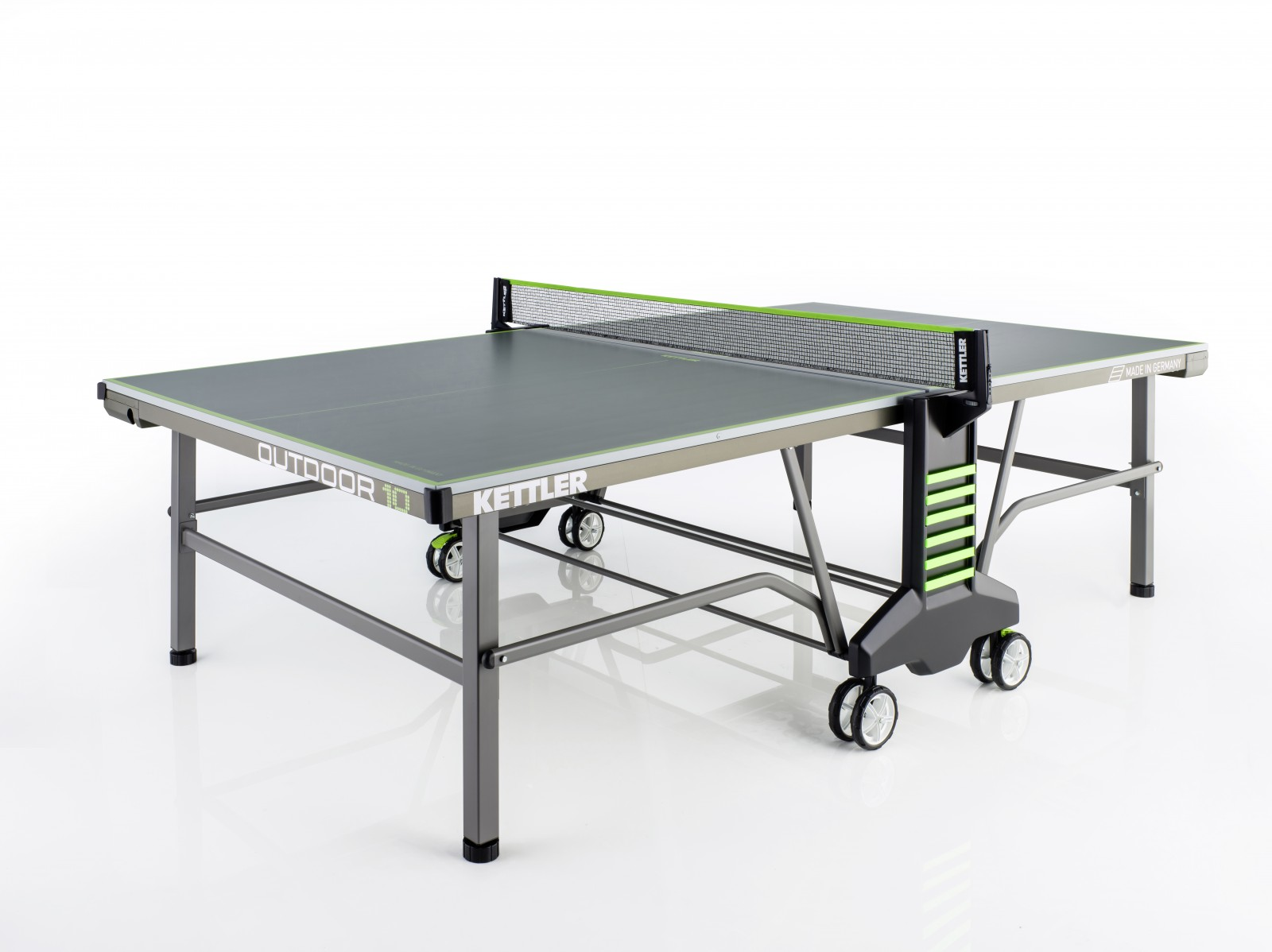 Kettler table tennis table outdoor 10 buy with 88 customer for Table kettler