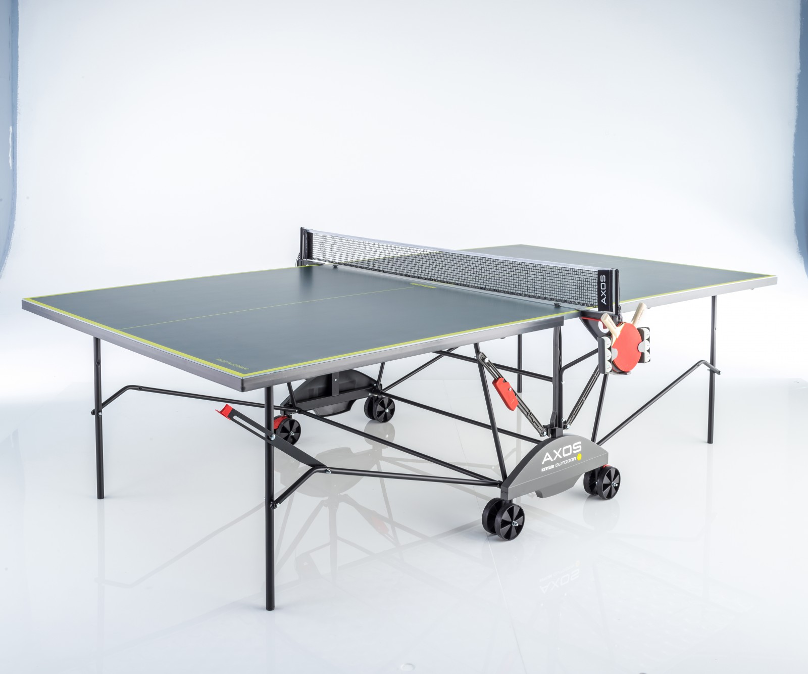Kettler outdoor table tennis table axos 3 buy with 40 for Table kettler