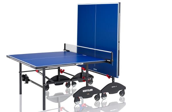 kettler tischtennisplatte spin indoor 7 g nstig kaufen. Black Bedroom Furniture Sets. Home Design Ideas
