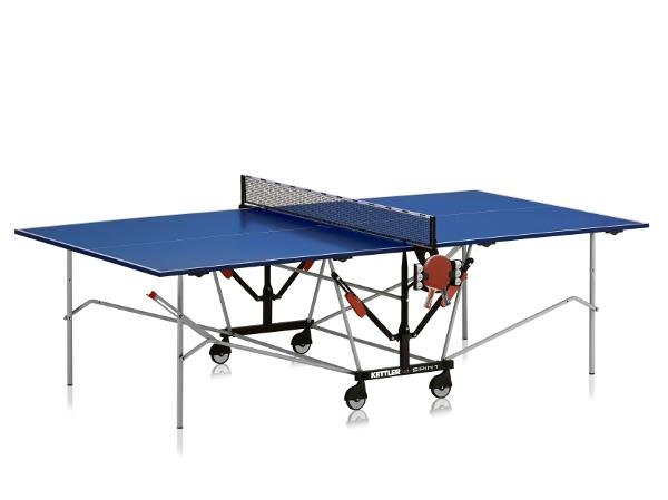 kettler tischtennisplatte spin indoor 1 g nstig kaufen. Black Bedroom Furniture Sets. Home Design Ideas