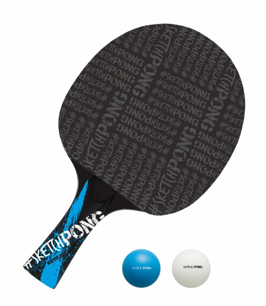 Bordtennisracket SketchPong