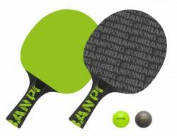 Kettler Tischtennisschläger Set Urban Pong jetzt online kaufen