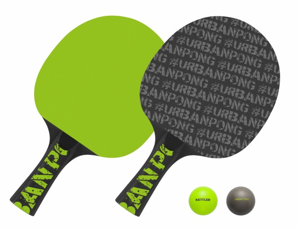 Table tennis racket set UrbanPong